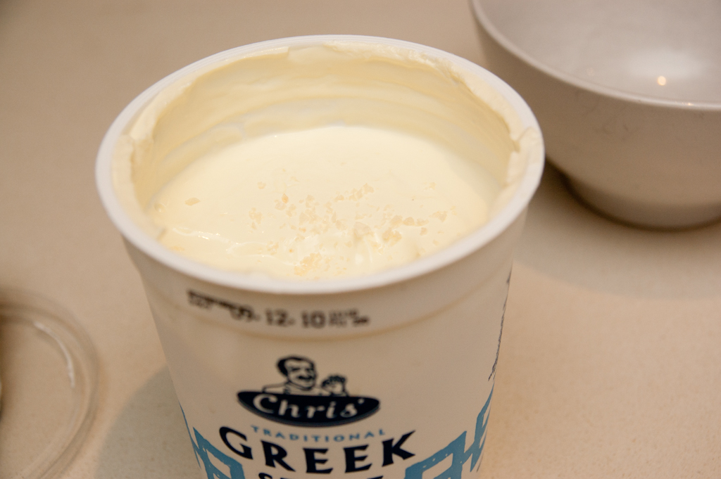 how to make cheese out of yogurt
