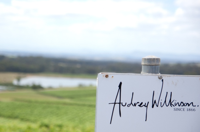 Image result for Audrey Wilkinson Wines